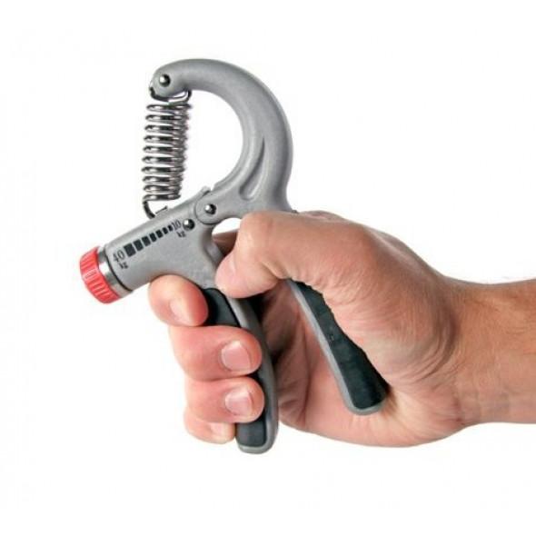 """Tunturi Adjustable Musclet """"hand grip""""  10-40kg"""