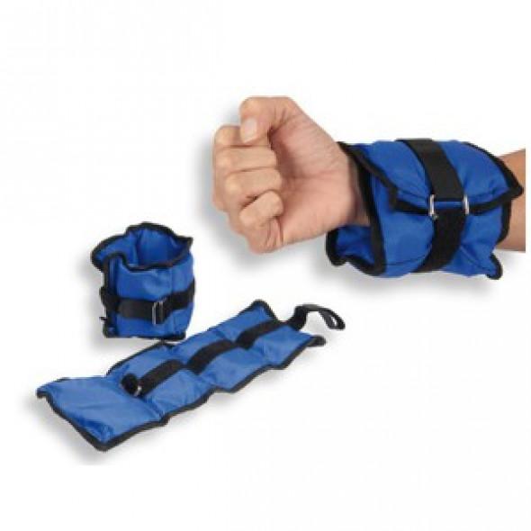 Tunturi adjustable Wrist/Ankle weight Cuffs