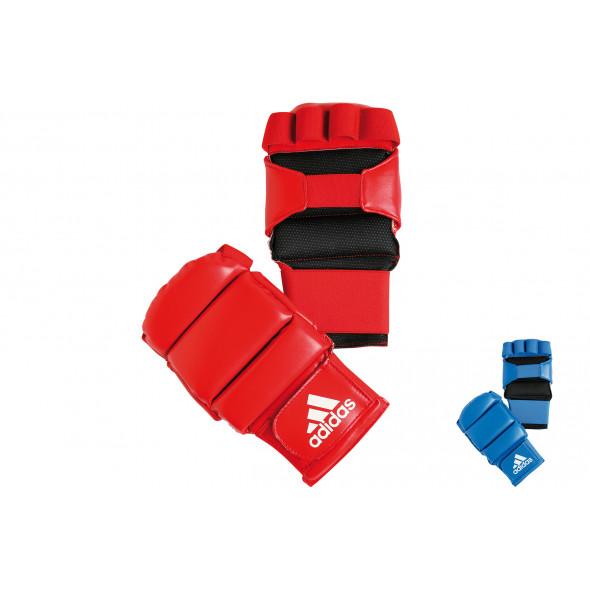 Gants de Jiu Jitsu Adidas rouge