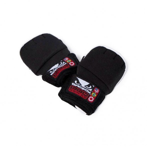 Sous-gants Gel Bad Boy - Noir