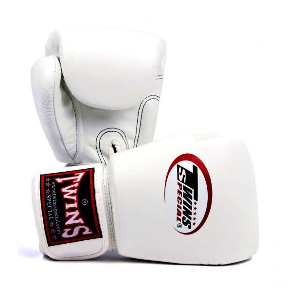 Gants de boxe Twins - Blanc