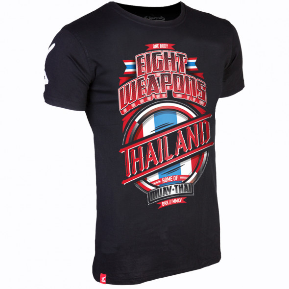 Shirt 8 WEAPONS Mighty Thailand