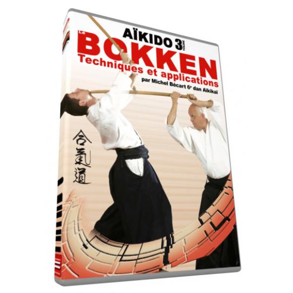 Aikido by Michel Becart vol 3 : Bokken (DVD)