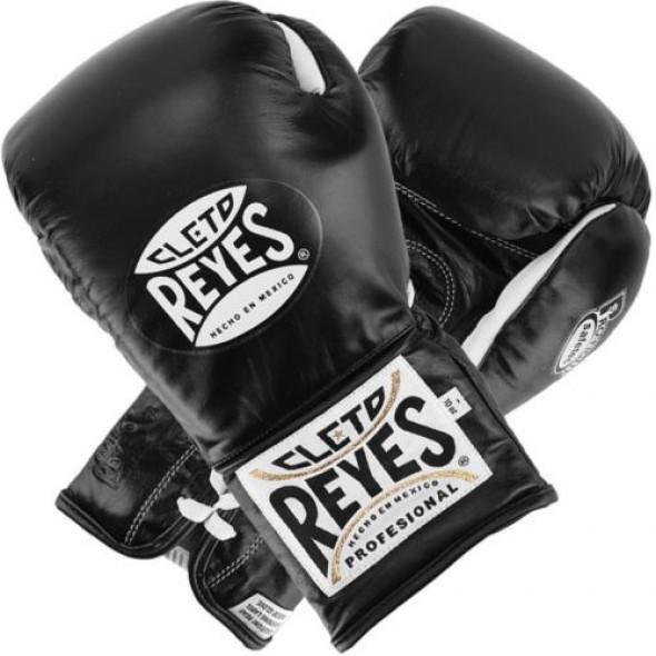 "Cleto Reyes Boxing Gloves ""Official""  - Black"
