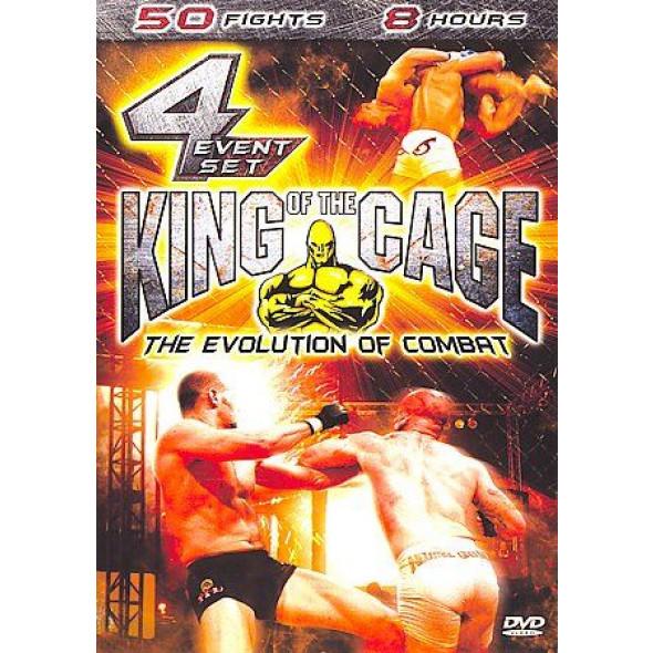 DVD Sport de Combat - King of the Cage Volume 1