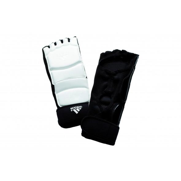 Pitaines Taekwondo Adidas - Noir/Blanc