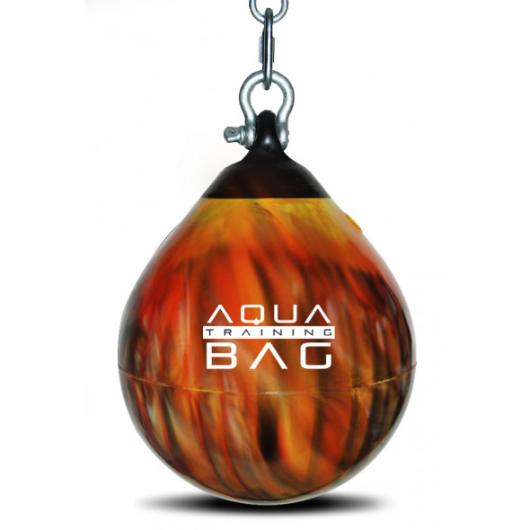 Aqua Bag - Fireball Orange
