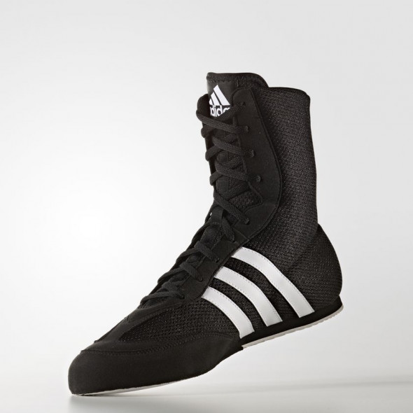 Boxing shoes Adidas Box Hog - Black