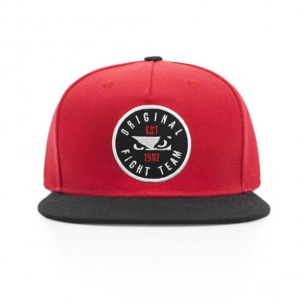 Bad Boy Original Fight Snapback - Red