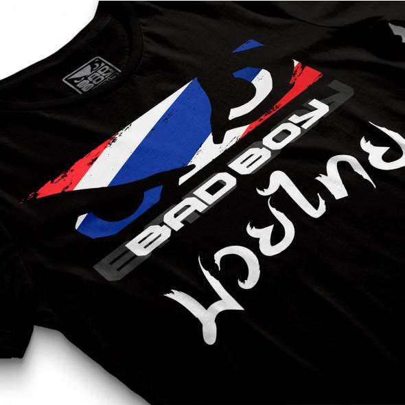 T-shirt Bad Boy Muay Thai Artist - Noir