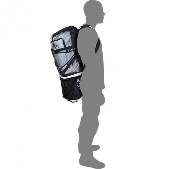 "Venum ""Challenger Xtreme"" Backpack - Black/Grey"