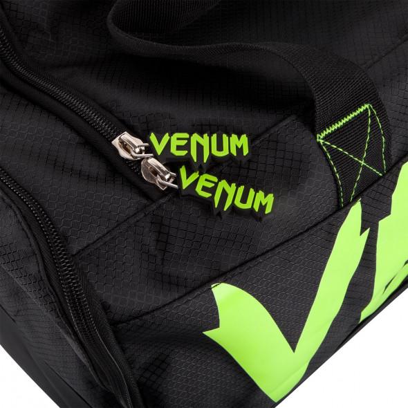 Venum Sparring Sport Bag - Black/Neo Yellow