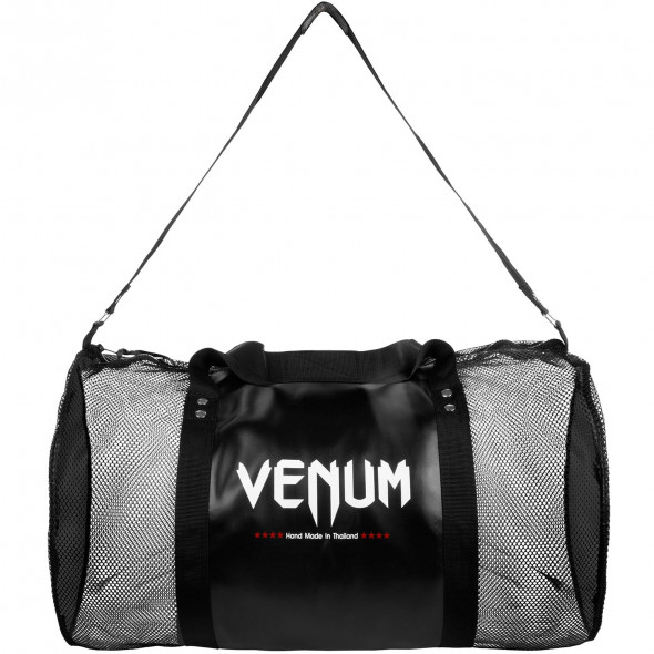 Venum Thai Camp Sport Bag - Black/Ice