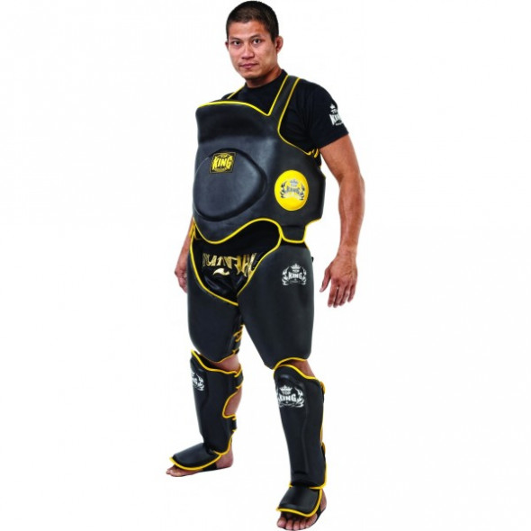 Top King Belly and thigh pad