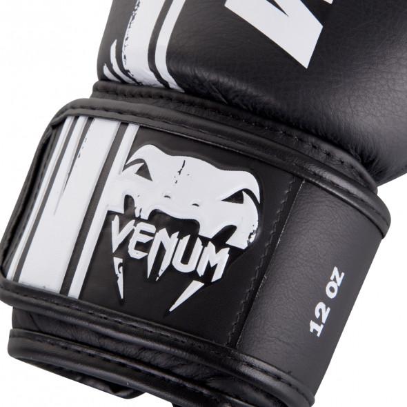 Venum Bangkok Spirit Boxing Gloves - Nappa leather - Black