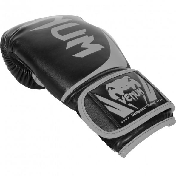 Venum Challenger 2.0 Boxing Gloves - Black/Grey