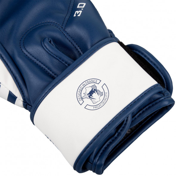 Venum Challenger 3.0 Boxing Gloves - Navy Blue/White