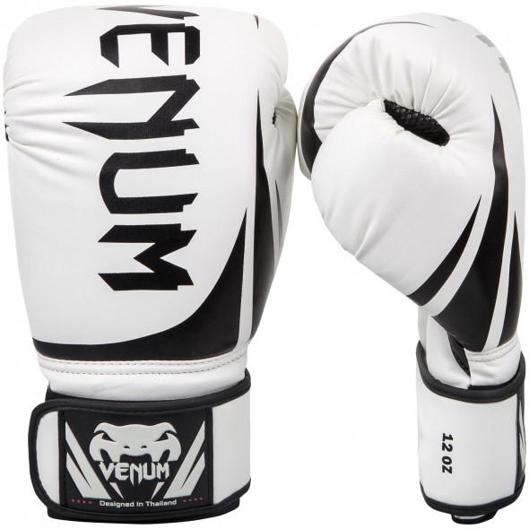 "Venum ""Challenger 2.0"" Boxing Gloves - Ice"