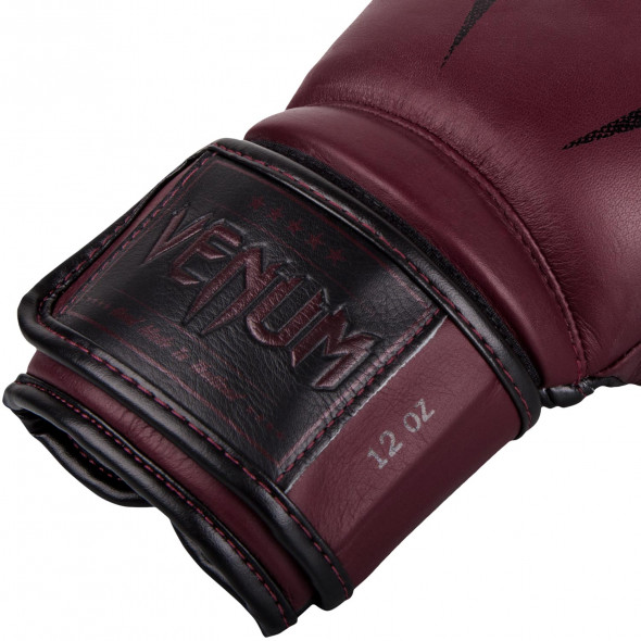 Venum Giant Vintage Boxing Gloves - Limited Edition - Leather - Red