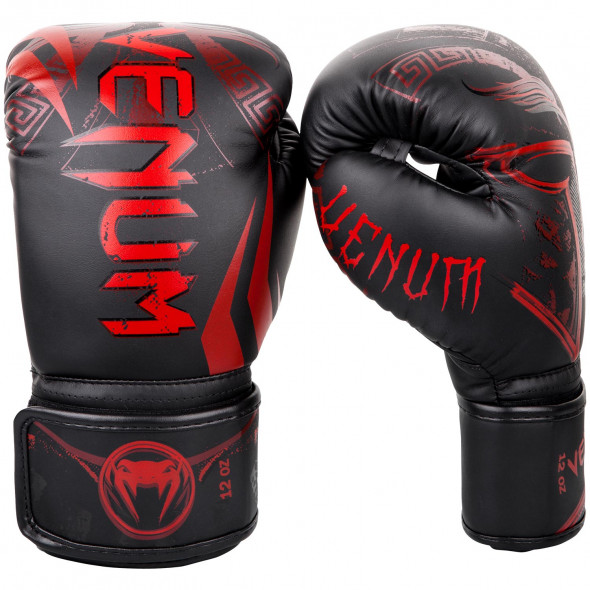 Venum Gladiator 3.0 Boxing Gloves - Black/Red