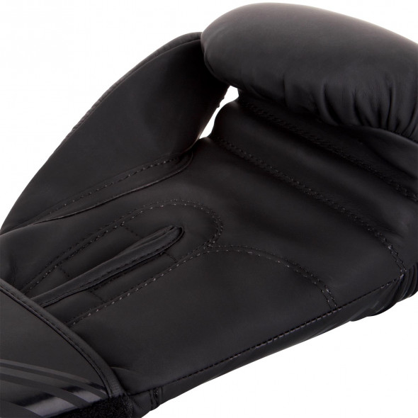 Ringhorns Nitro Boxing Gloves - Black/Black