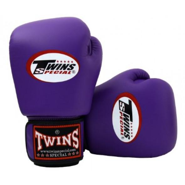 Gants de boxe Violet - Twins