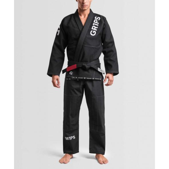 Kimono JJB Grips Primero Competition - Noir