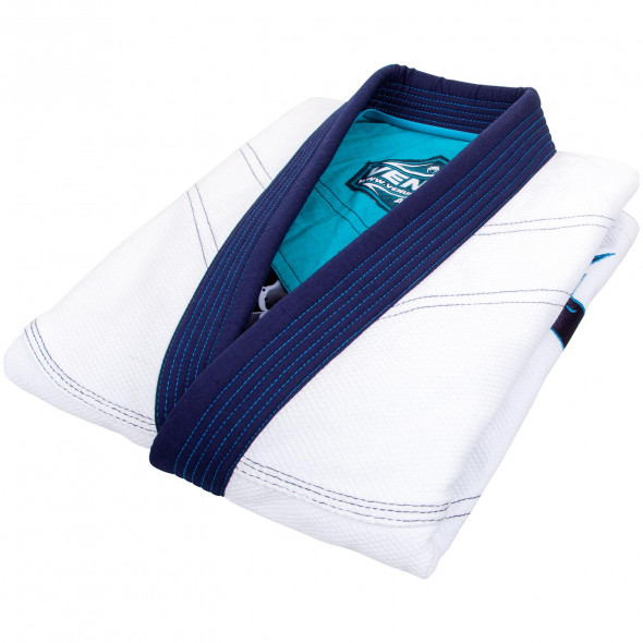 Venum Koi Absolute BJJ Gi - Limited Edition - White/Navy Blue