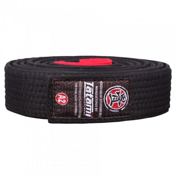 Tatami Fightwear  JJB Belt – Black