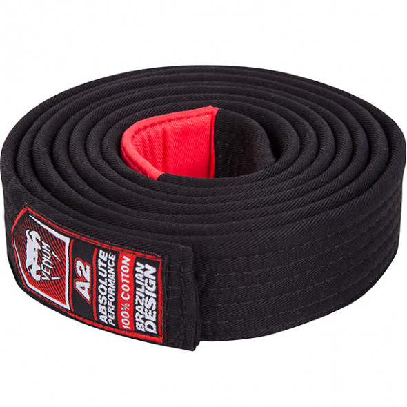 "Venum ""BJJ Belt"" - Black"