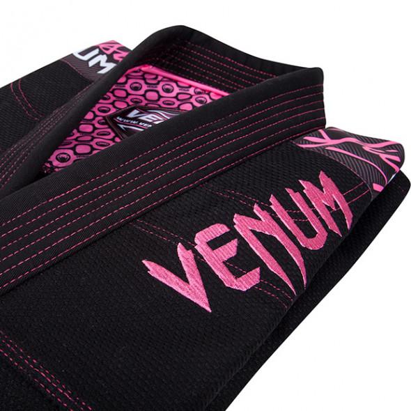 Venum Challenger 2.0 Women BJJ Gi - Black