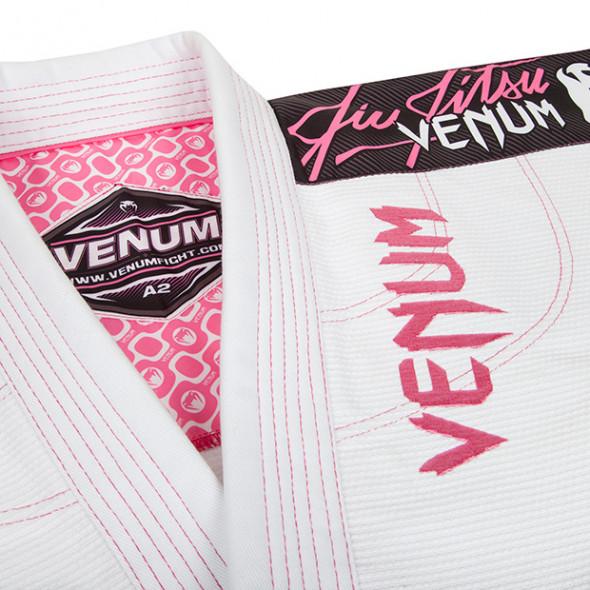 Venum Challenger 2.0 Women BJJ Gi - White