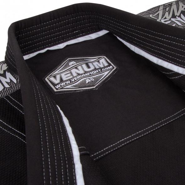 Venum Challenger 3.0 BJJ Gi - Black/Grey