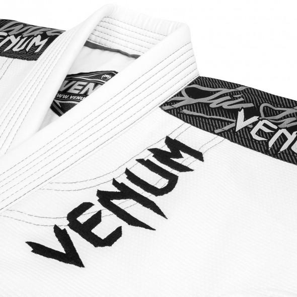 Venum Challenger 3.0 BJJ Gi - White/Grey