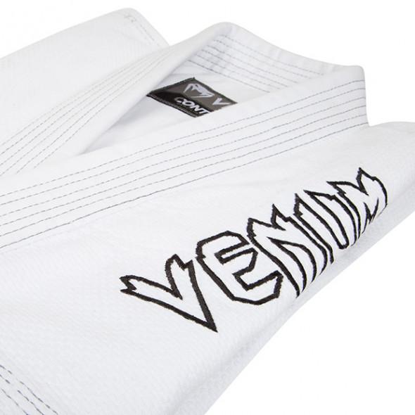 """Venum """"Contender"""" BJJ Gi - White"""