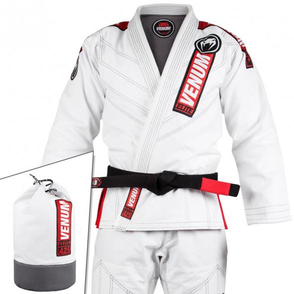 Venum Elite 2.0 BJJ Gi - (Bag Inlcuded) - White
