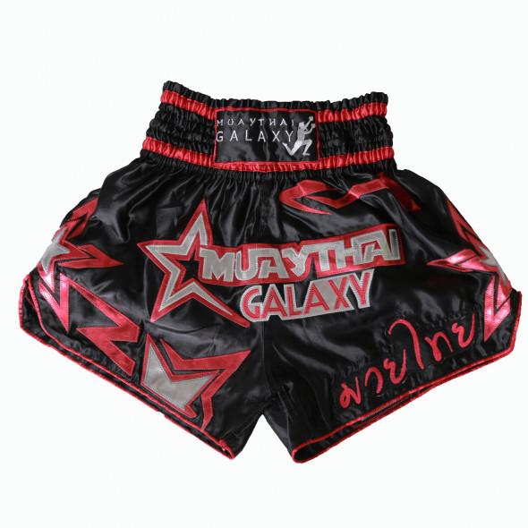 Short Muay Thai Galaxy Black Eye