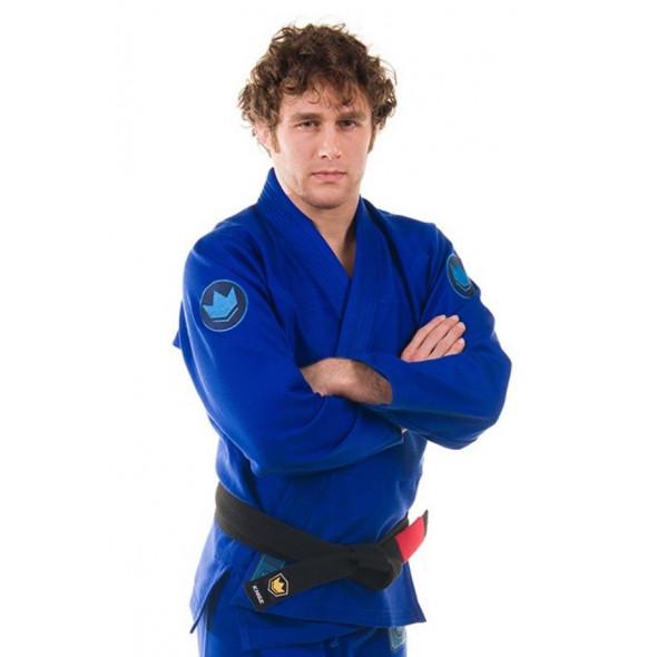 Kimono JJB Kingz Classic 2.0 - Bleu