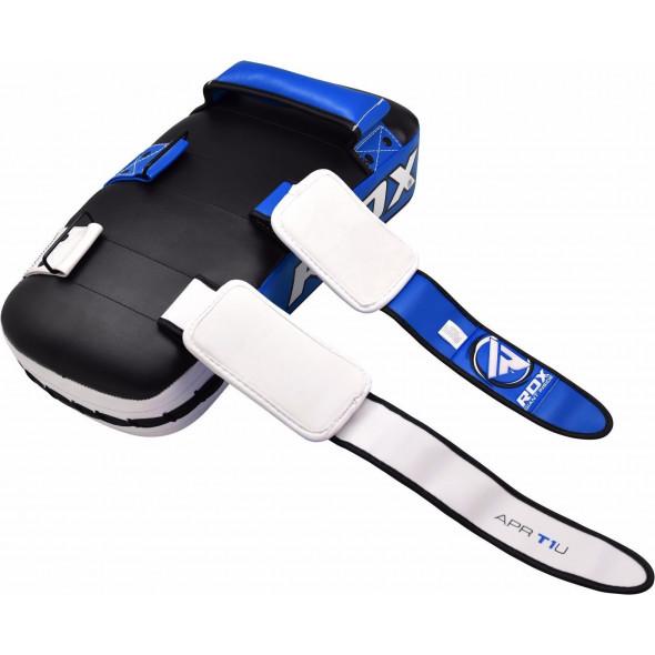 Pao courbé RDX Sport - Noir/Bleu