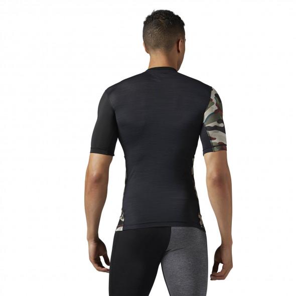 T-shirt de compression Reebok Activchill - Manches courtes