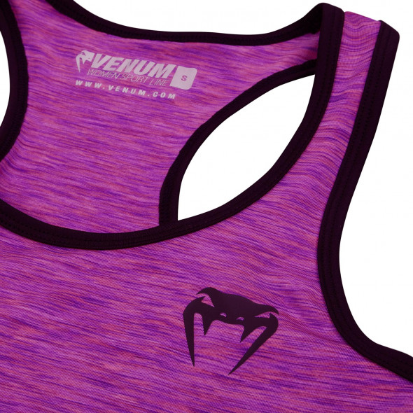 Venum Heather Tank Top - Heather Pink - For Women