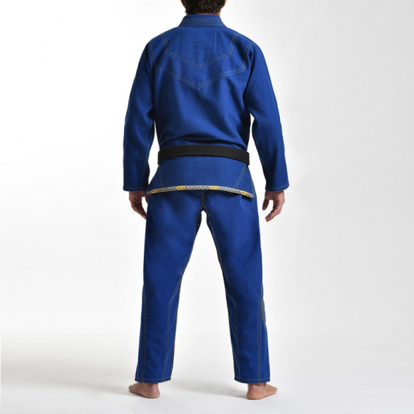 Secret Weapon Evo Kimono JJB Grips  - Black
