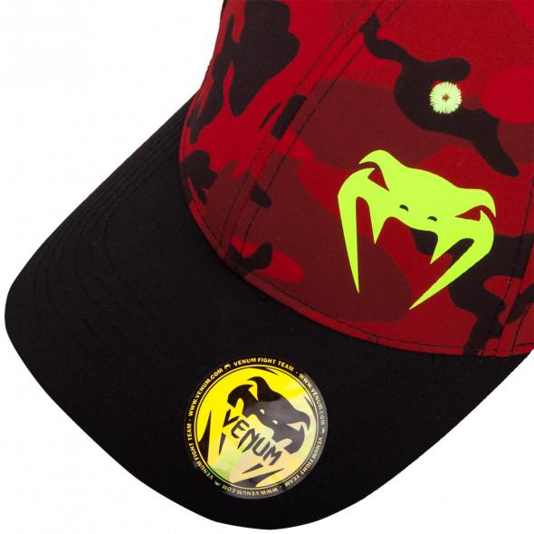 Venum Atmo Cap - Red Camo