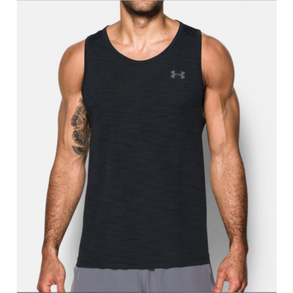 Débardeur Under Armour Threadborne Seamless - Noir