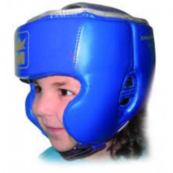 Casque enfant Montana Kidguard (Rouge ou Bleu)