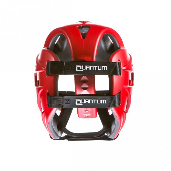 Casque Quantum XP - Xtreme Protection - Rouge