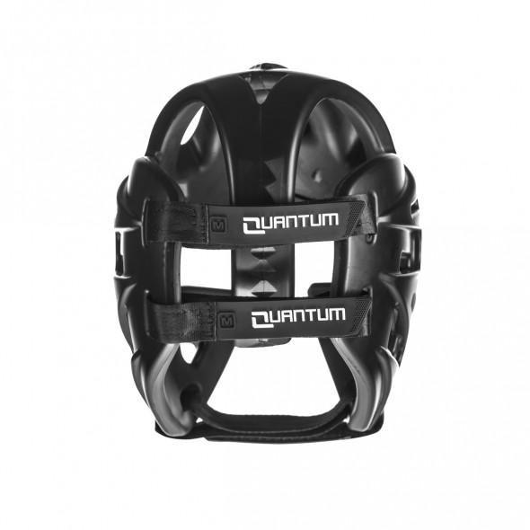 Casque Quantum XP - Xtreme Protection - Noir