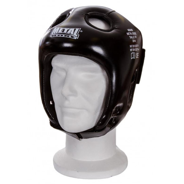 Headgear Black Matte amateur Junior or Senior