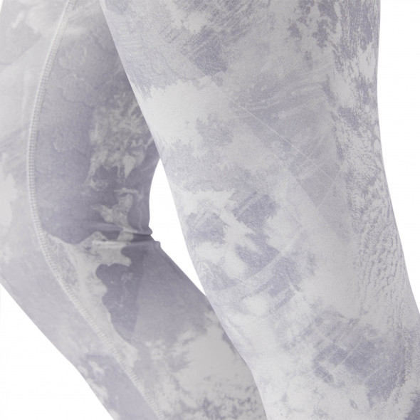 Leggings Reebok Combat Prime - Blanc