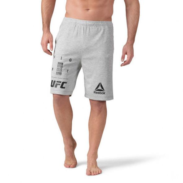 Short UFC Fan Gear - Gris